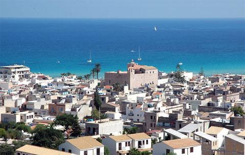 San Vito Lo Capo: playa y naturaleza.