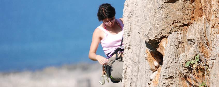 San Vito Lo Capo Climbing festival.